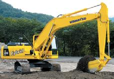 heavy equipment hybrid construction equipment